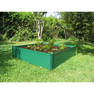 Mesa de cultivo PVC 60 x 60 cm