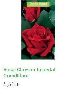Rosal Chrysler Imperial